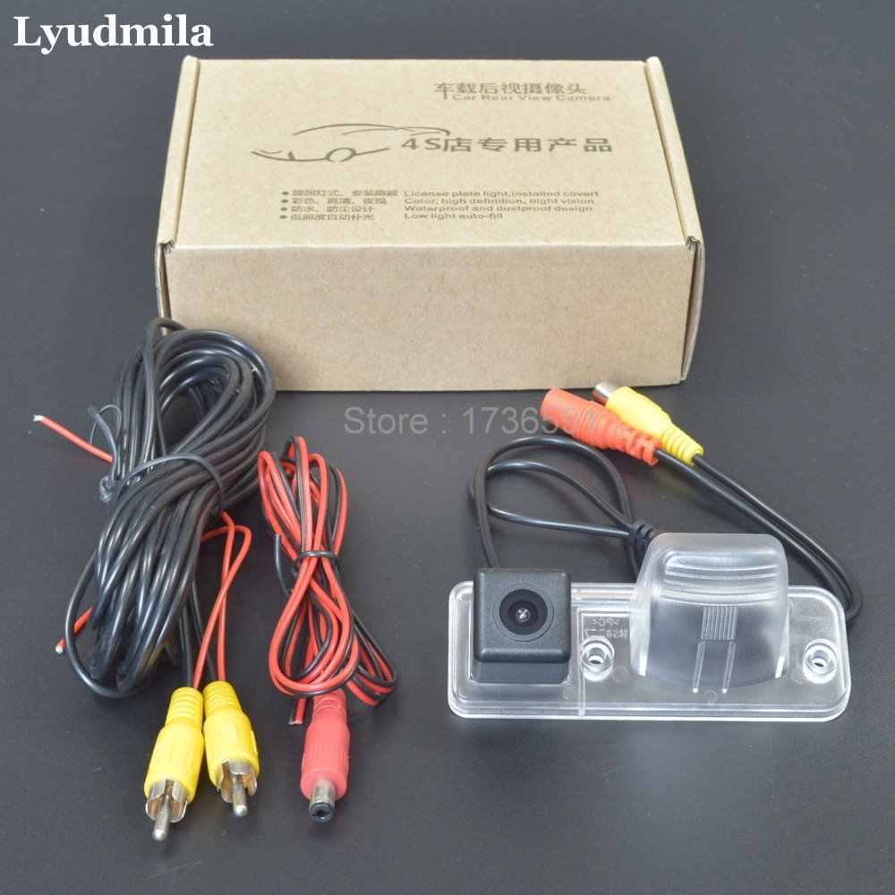 Lyudmila Back up Camera For Volkswagen Eurovan Caravelle Transporter T4 1990~2003 Car Rear view Camera / HD CCD Night Vision