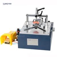 5226 Nieuwe Ontworpen Verstelbare Pneumatische Fotolijst Underpinner 0.6-0.8 Mpa Werkdruk Pneumatische Frame Nail Hoek Machine