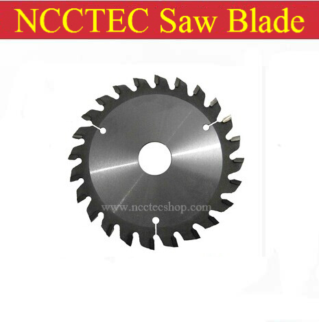 6 1/4'' 24 teeth 160mm woodworking Tungsten carbide tipped saw blade for wood or soft plastic FREE shipping | left right teeth|saw blade for wood|saw blade angle grinder|blade disc - title=