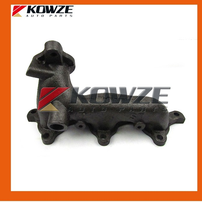 Left Exhaust Manifold For Mitsubishi Pajero Montero 3rd III 6G72 3.0 6G74 3.5 2000-2006 MR497481 MR481555 power steering oil pump assy for mitsubishi pajero montero shogun ii 3 0 3 5 l v6 6g72 6g74 mr267662