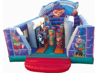 (China Guangzhou) manufacturers selling inflatable slides, inflatable castles,nflatable bouncer COB-61