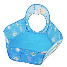 Sea Themed Tunnel Shaped Toy Tent