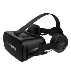 VR HERE 3D Glasses Virtual Reality Helmet VR Box Digital Glasses VR Headset for 4.0-6.1 inch Smartphone Xiaomi Huawei iphone