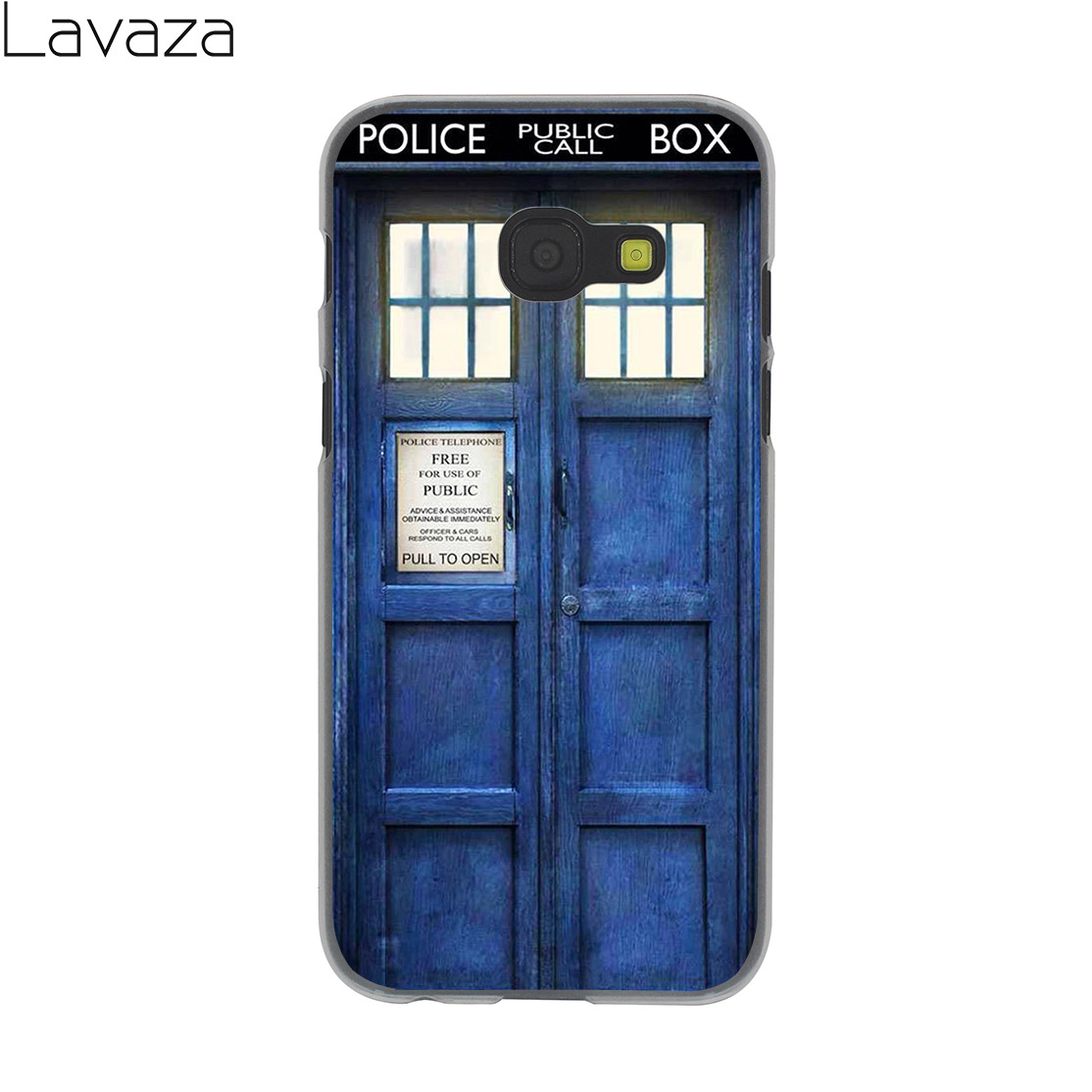Cellphones & Telecommunications Lavaza Tardis Box Doctor Who Case For Samsung Galaxy A10 A30 A40 A50 A70 M10 M20 M30 Phone Bags & Cases