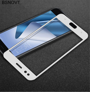 Image 2 - 2pcs Screen Protector For Asus ZenFone 4 ZE554KL Glass Tempered Glass For Asus ZenFone 4 ZE554KL Full Cover Glass ZE554KL BSNOVT