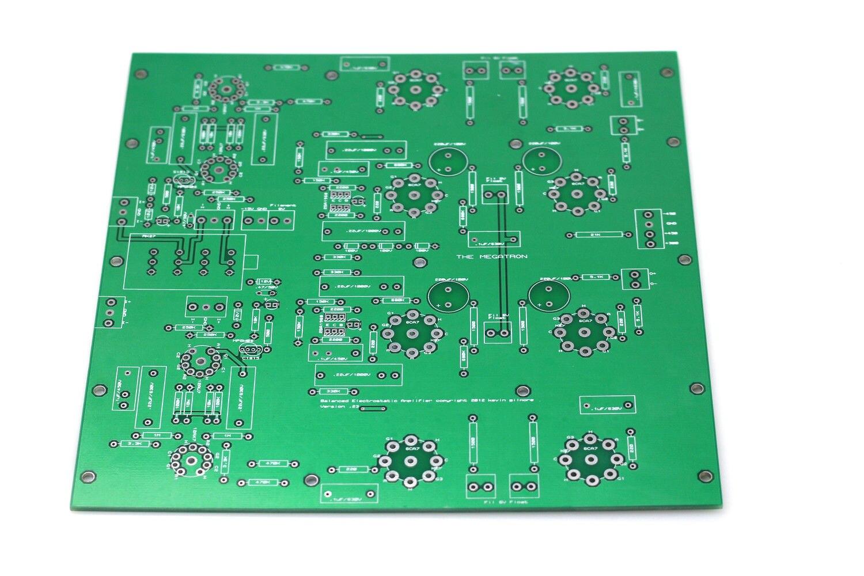 ZEROZONE Kevin Gilmore (KG) Balanced Electrostatic Headphone amplifier Bare PCB L8-38