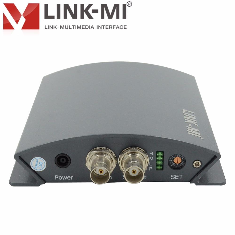 LINK-MI LM-PSY01 Professional SD / HD / 3G SDI v YPbPr pretvornik - Domači avdio in video - Fotografija 5