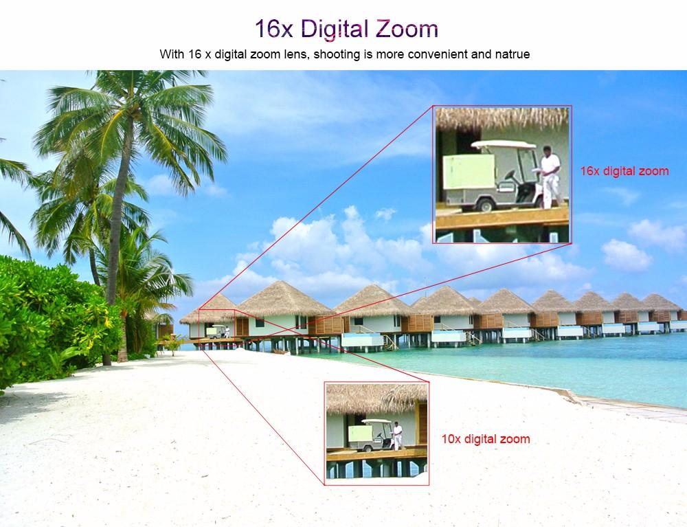 Ordro Camcorder HDV-Z18 Plus 1080P FHD Digital Video Camera Recording with 12X Teleconverter Remote Control HDMI Output 5