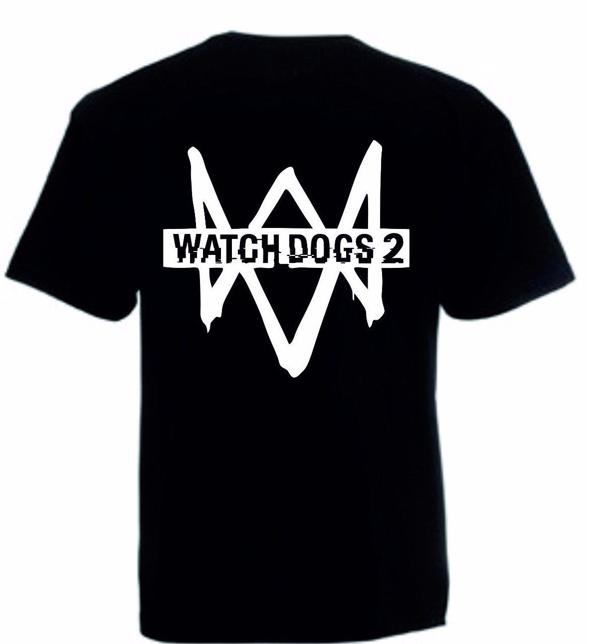 Watchdogs 2 T-Shirt or Vest Gaming Tee Mens Top Video Games Clothing New T Shirts Funny Tops Tee New Unisex Funny Tops