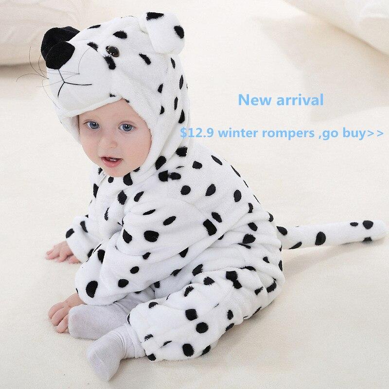 HTB1HGndLYvpK1RjSZPiq6zmwXXaZ Baby clothing Boy girls Clothes Cotton Newborn toddler rompers cute Infant new born winter clothing