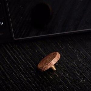 Image 4 - 16mm Wooden Wood Soft Shutter Release Button For Fuji Fujifilm X100F XE3 XT2 XT30 XT20 FujiFilm XT20 X T2