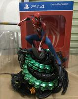 New Hot ! 18CM Limited Spider Man Collectors Edition Spiderman Figure Action PVC Statue Collectible Model Toys Doll