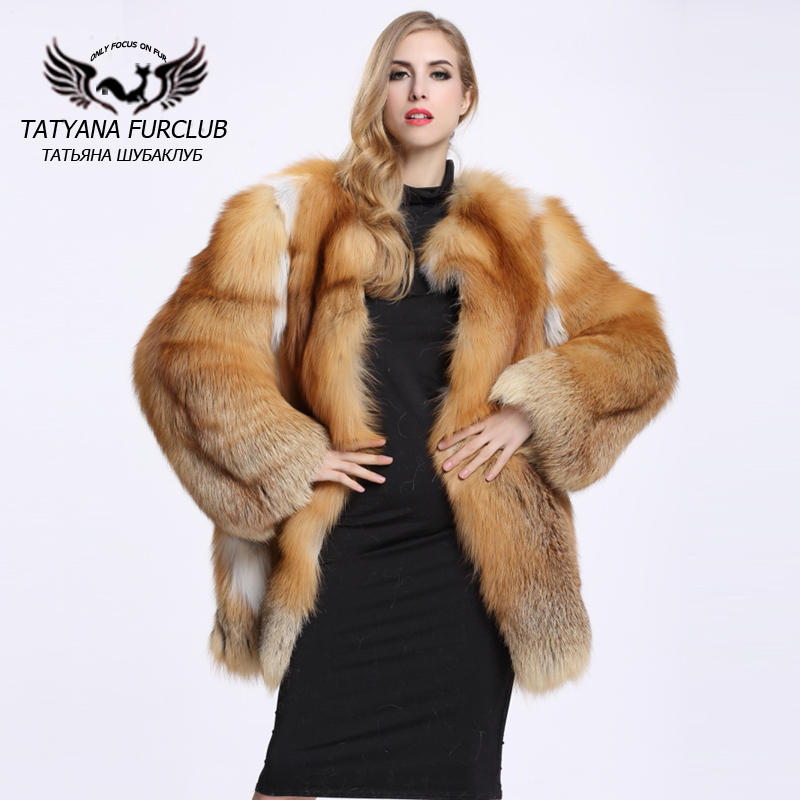 Compare Prices on Red Fox Fur Coats for Sale- Online Shopping/Buy ...
