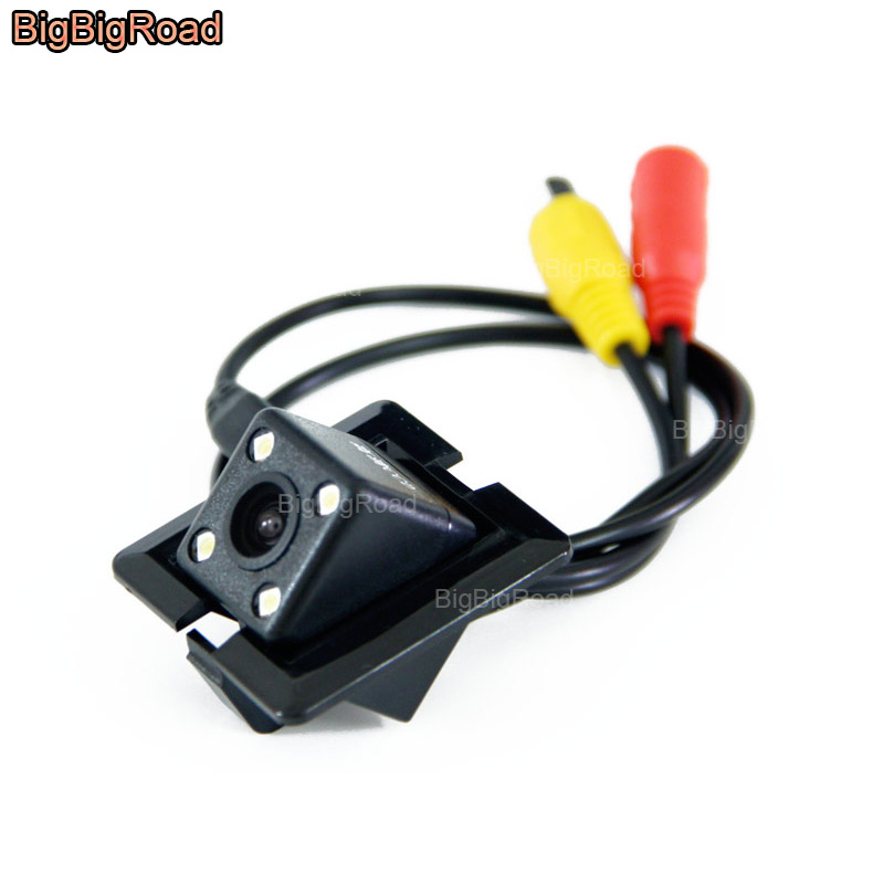 BigBigRoad For Toyota Land Cruiser Prado LC <font><b>150</b></font> LC150 JC <font><b>150</b></font> <font><b>2010</b></font>--2016 Car Rear View Reverse Backup Camera HD CCD Night Vision image