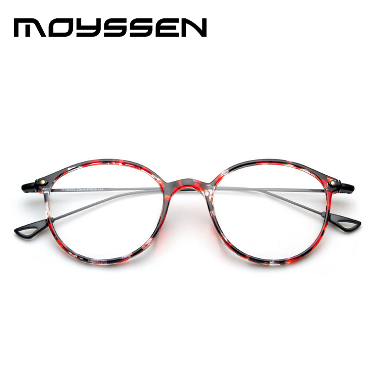 Moyssen New arrival High end Korean Women TR90 Vintage ...