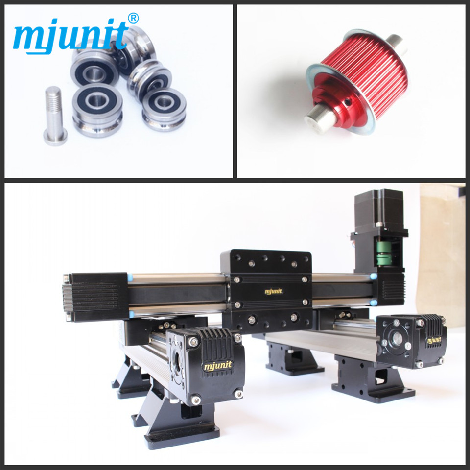 High speed belt drive linear actuator/ Diy linear belt drive /Linear motor vs belt drive linear guideway the manga guide to linear algebra toothed belt drive linear guideway
