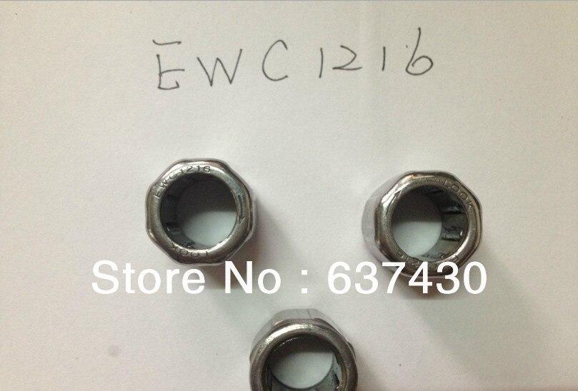 100pcs lot EWC1216 One Way clutch Bearings Fishing gear bearings
