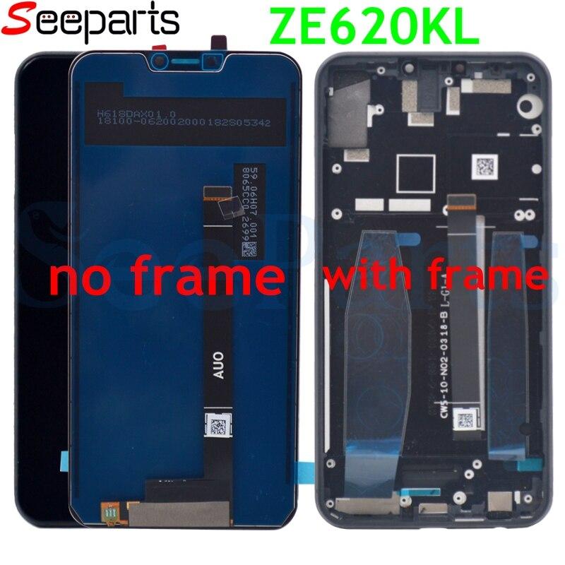 Pour Asus Zenfone 5 2018 Gamme ZE620KL LCD Affichage à L'écran Tactile Digitizer Assemblée Pièces De Rechange Pour ASUS 5z ZE620KL LCD