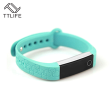 1 Stück TTLIFE Marke Schlaf-monitor Smartband Sport Digitale Smart Armbänder Bluetooth Smartwatches Fitness Tracker Smart Uhren