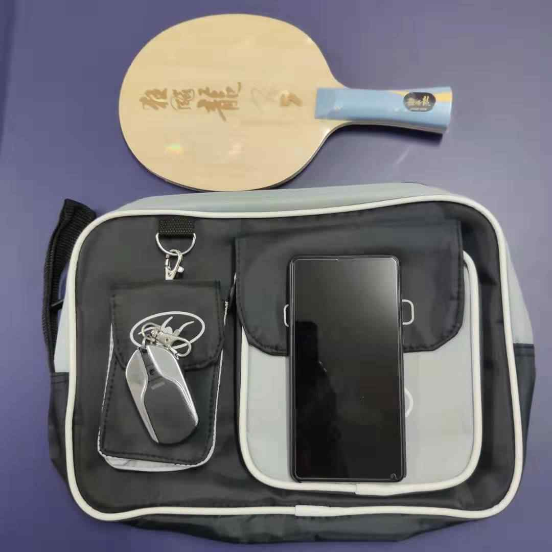 Quality Table tennis rackets bag for training professional Multifunctional ping pong case set tenis de mesa