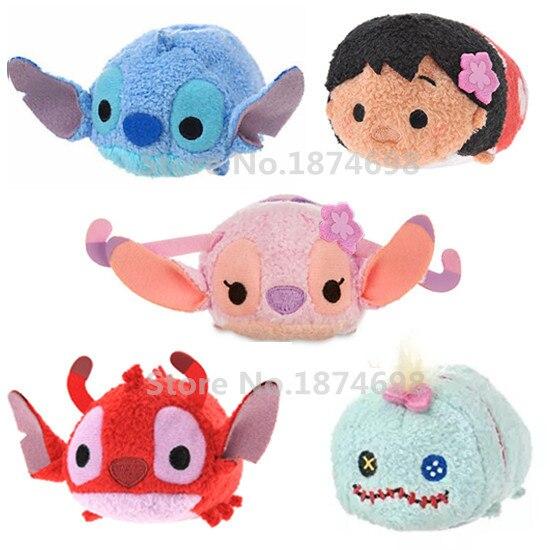 Tsum Tsum Lilo Et Stitch Mini Peluche Collection Mignon Fleur