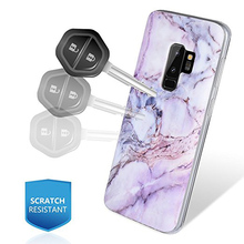 s9 Marble Case For samsung galaxy s9 plus note 8 9 Vintage black white Marble soft Silicon Back cover Cases for samsung s9 plus наушники happy plugs earbud plus white marble