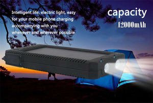 Image 2 - LiitoKala Lii D002 พลังงานแสงอาทิตย์แบบพกพา 20000 mah สำหรับ Xiaomi 2 Iphone ภายนอกแบตเตอรี่ Powerbank กันน้ำ Dual USB