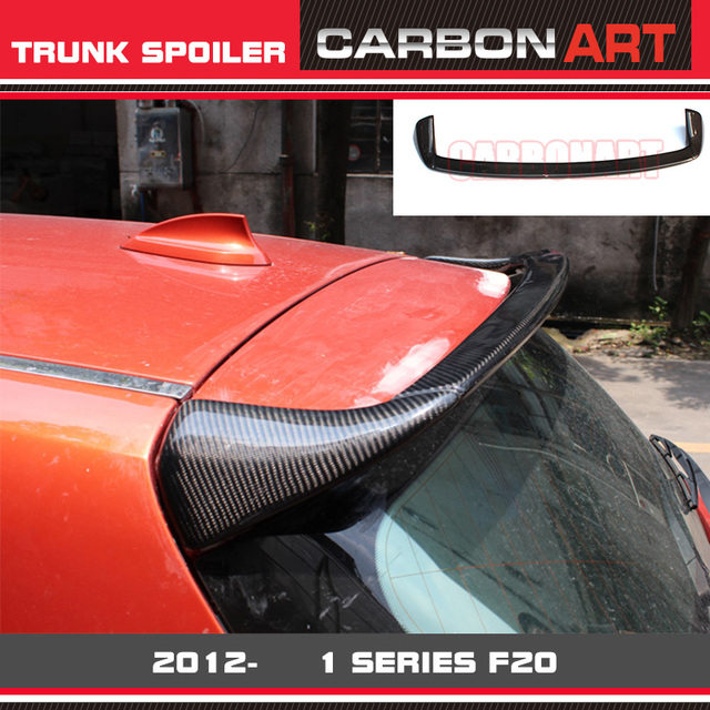 Carbon AC Spoiler For Bmw 1 Series F20 3 Doors 2012 2013 2014 ...