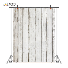 Laeacco Wood Plank Vintage Old Photo Backgrounds Customized Digital Photography Backdrops For Studio