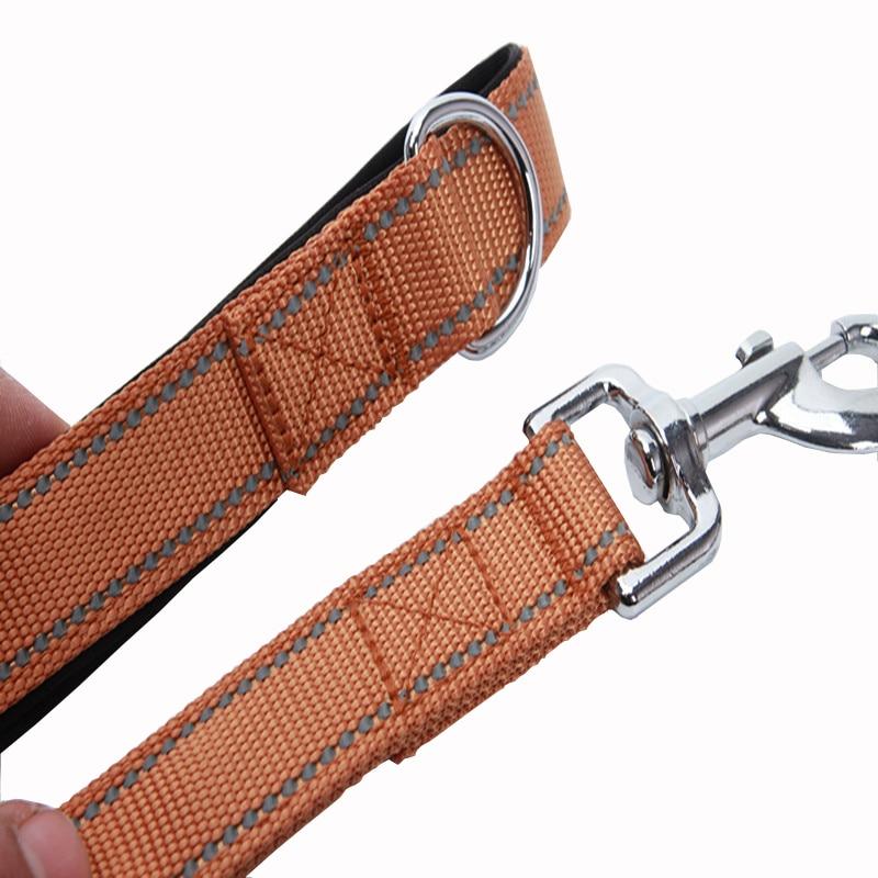 [TAILUP] Short Dog Leash Liny z uchwytem Walking 50cm Dog Training - Produkty dla zwierząt domowych - Zdjęcie 5