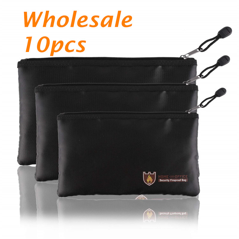 10pcs Portable Fireproof Waterproof