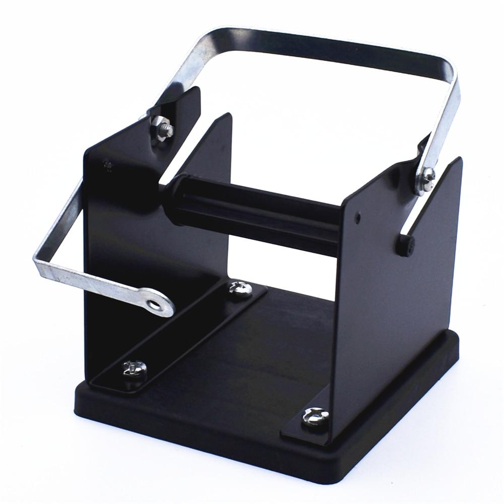 Solder Wire Stand Holder Support Adjustable Solder Reel Dispenser Tin Management Spool Feeder Electric Welding Tool Accessories