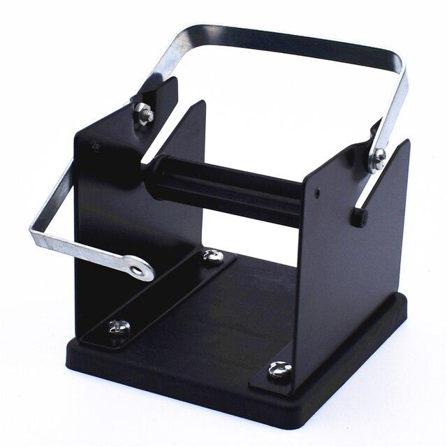 Подставка для припоя с держателем, регулируемая подставка для паяльной катушки, дозатор для управления оловом, катушка для подачи, электросварочный инструмент, аксессуары