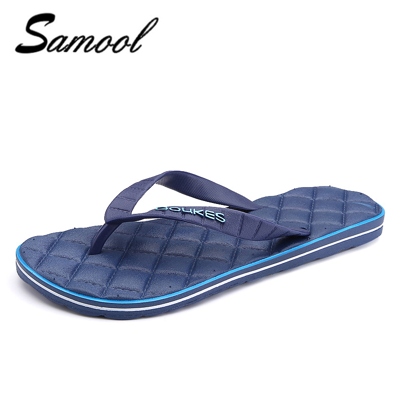 Summer mens Flip Flops Flat Sandals Shoes For men massage Flip Flops Beach Sandals Shoes Man Outside Shoes Zapatillas Hombre Z1