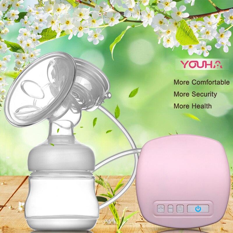 Il prezzo di fabbrica pompa madre seno capezzolo di aspirazione del seno breastpumps Brand New prodotti per l'infanzia latte USB Tiralatte elettrico