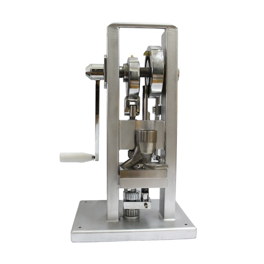High Quality Manual Single Punch Tablet Press Pill Making Machine Maker hand-operated mini type high quality household manual hand dumpling maker mini press dough jiaozi momo making machine