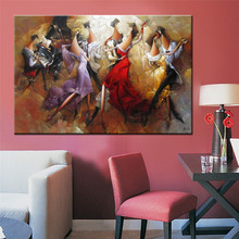 Music Party Painting By Number DIY