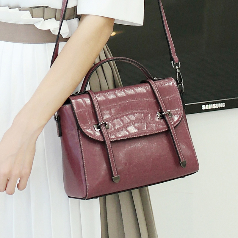 luxury genuine leather bag fashion designer shoulder bags ladies casual messenger bags female clutch women sac a main handbags цена и фото