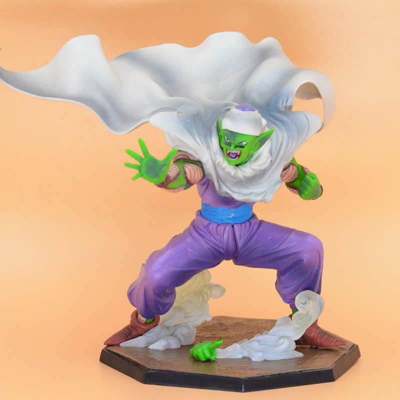 BOHS Dragonball Manga Anime Piccolo & Freeza Villain Action Figure Doll Set Model Toy Dragon Ball Z Limited Supplies Toys салфетки влажные для стекол и зеркал