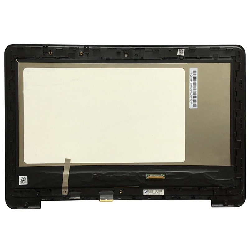 For Asus Transformer Book Flip TP200 TP200S TP200SA Touch Glass Lcd Display With Frame Bezel