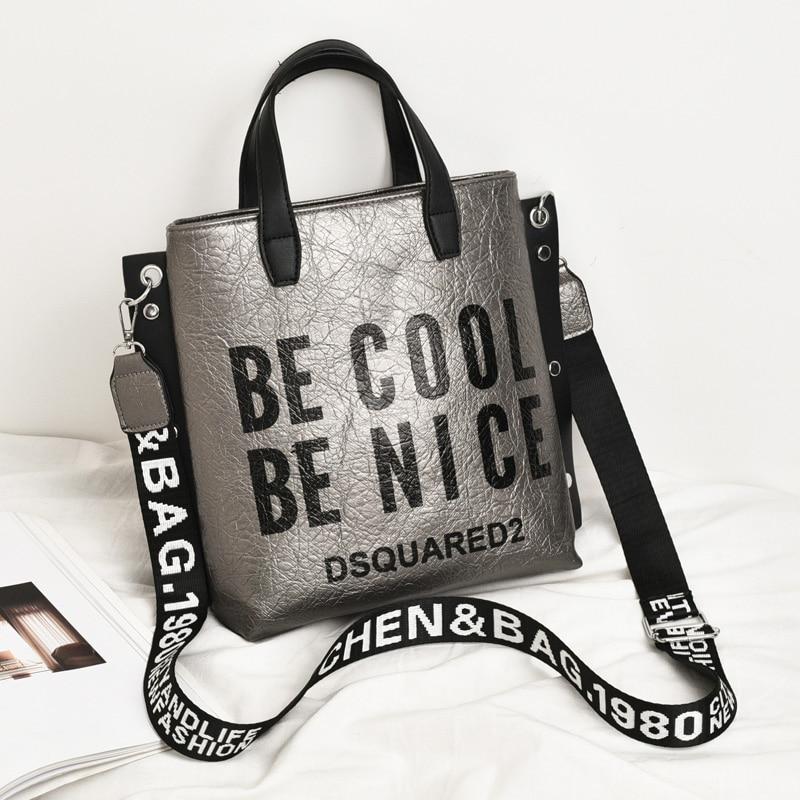 3a0470ca6f2b Female Designer Fashion Handbag Women Letter Soft Messenger Shoulder Bags  Large Shopping Tote Ladies Crossbody Bag Purse l v  gg