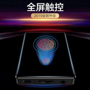 Image 2 - Le plus récent RUIZU D20 lecteur MP3 3.0 pouces HD écran tactile complet FM E Book HiFi Audio lecteur de musique prend en charge la carte TF