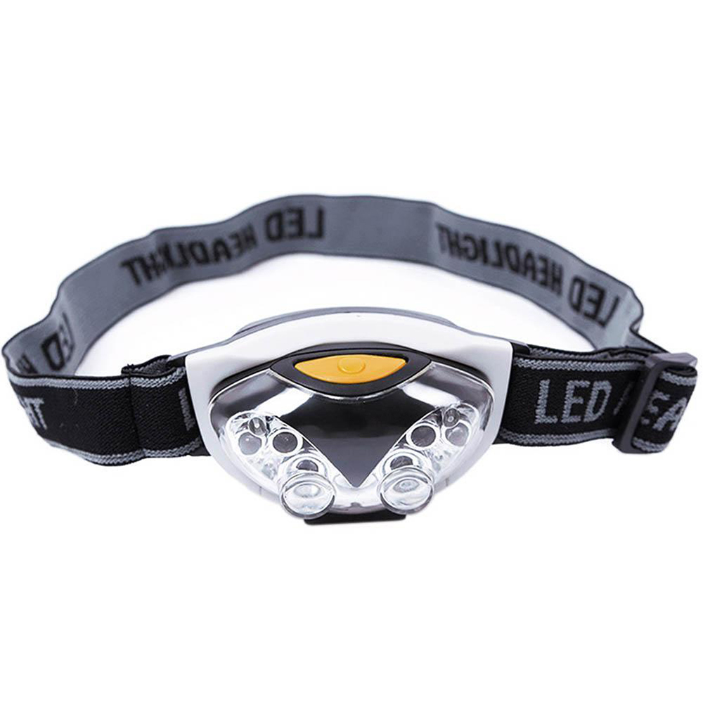2019 Red Light Headlight Head Torch Lamp Hiking Headlamp For USB Rechargeable Drop Shipping