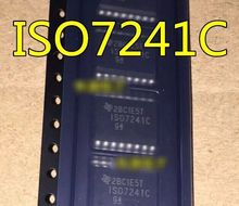 10PCS/LOT ISO7241CDWR ISO7241C ISO7241 7241C SOP16 new 10pcs lot uc3865 uc3865dw sop16