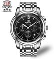 5A Auto mechanical wristwatch Binkada Turbilon Auto mechanical 30M fashion men auto mechanical watch 7062A Men watch