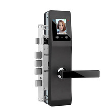 Keyless חכם intelligent נעילת Palmprint פנים זיהוי פנים דלת מנעול לבית משרד מנעול אבטחת בקרת גישה
