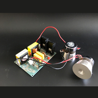 28khz Ultrasonic PCB Circuit 100W/220V,Price including matching Transducers Piezoelectric ultrasonic driving power supply