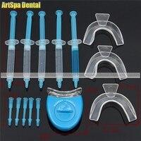 Dental Para Blanquear Los Dientes 44% de Peróxido Dental Baja Sensibilidad Sistema de Blanqueamiento Dental Kit Oral Gel Blanqueador de Dientes