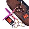 Горячие продать KASHO волос ножницы высокое качество профессиональный парикмахер парикмахерские ножницы истончение волос ножницы