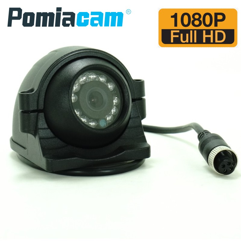 1080p Ahd Backup Front Side View Camera 781b Ip68